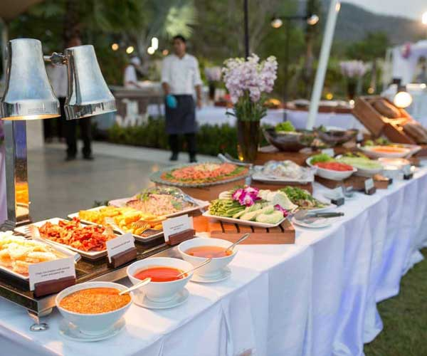 Catering halal